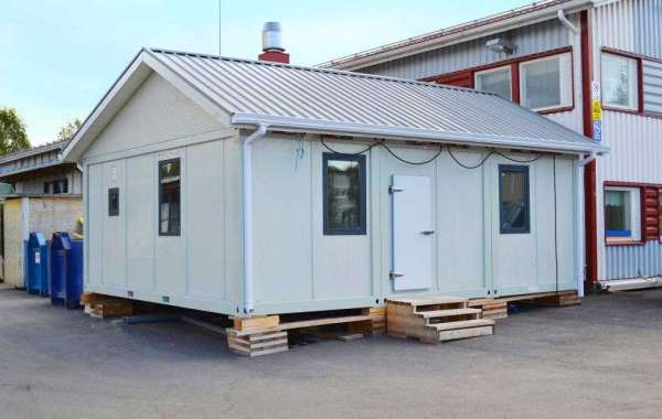 Advantages of a Container House