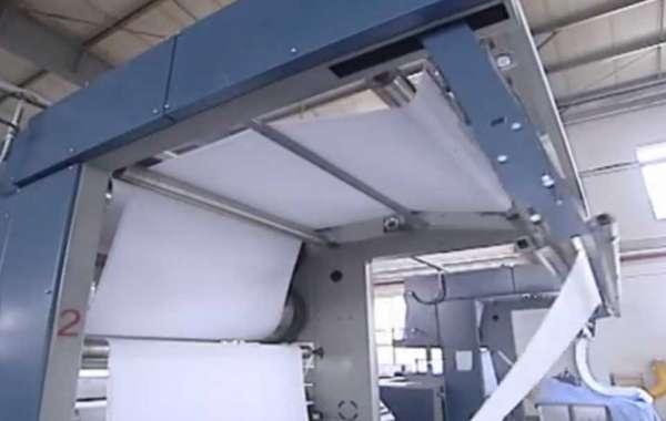 Structure Type of Stenter Machine