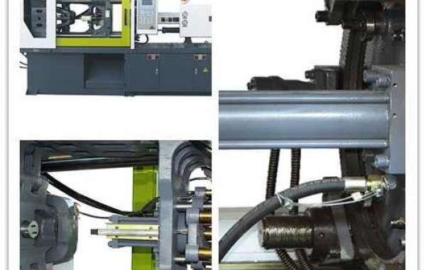 Working Process of Injection Molding Machine