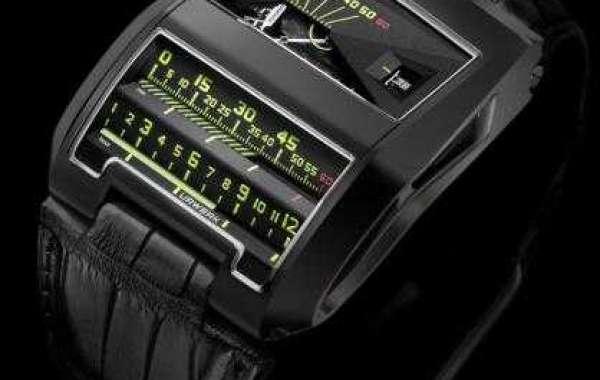 Urwerk Watch Replica 103 collection UR-103.07 RG