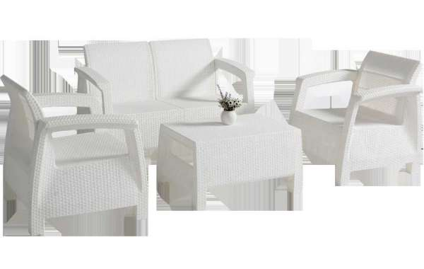 What Are The Advantages Of Plastic Rattan Set