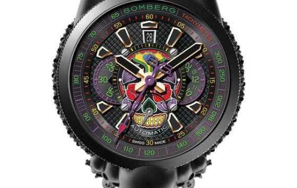 Bell & Ross BR01 Vintage BR123 Golden Heritage Replica watch