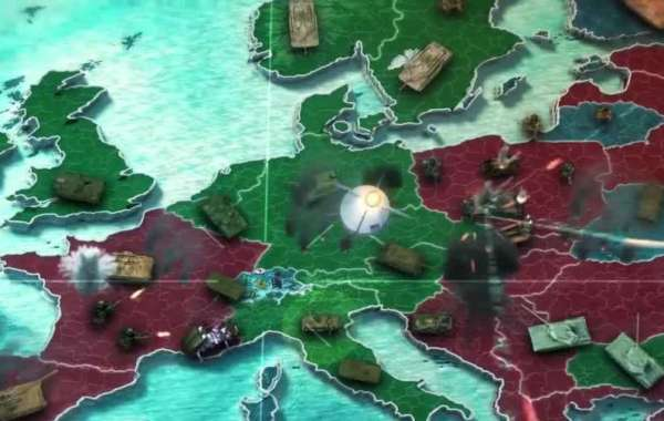 Conflict of Nations: WW3 which is available now of iOS