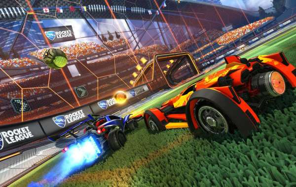 Rocket League is a fast-paced sport on its personal already
