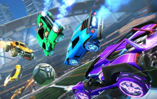 Rocket League is achievement will with a bit of luck allow