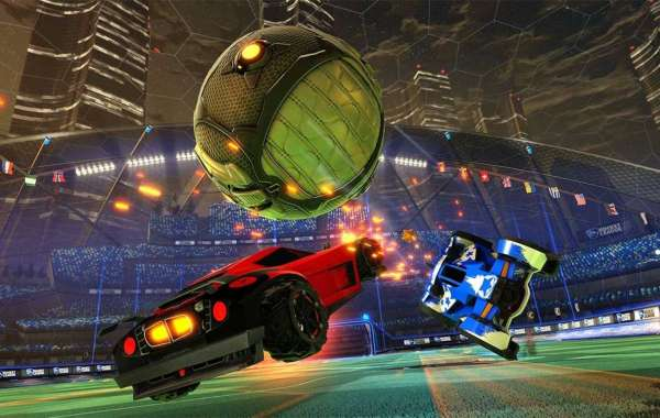 Rocket League is available now for PC PlayStation four