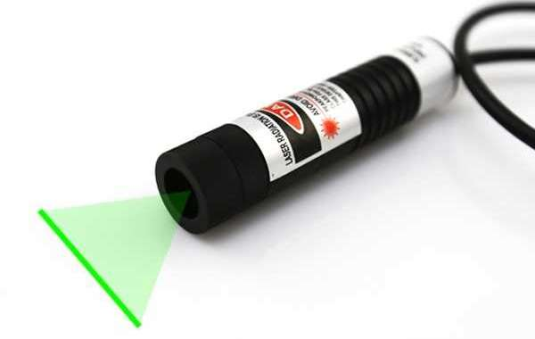 Uniform Beam 532nm 10mW Green Line Laser Module