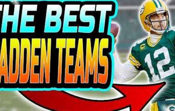 The Best Teams In Madden NFL 22
