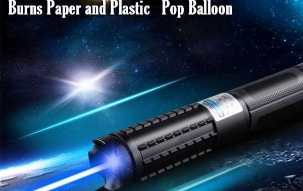 The development history of the fourth generation of laser pointers
